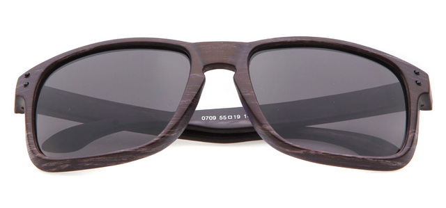 Summer New Fashion Sunglass Wood Color For Men Women