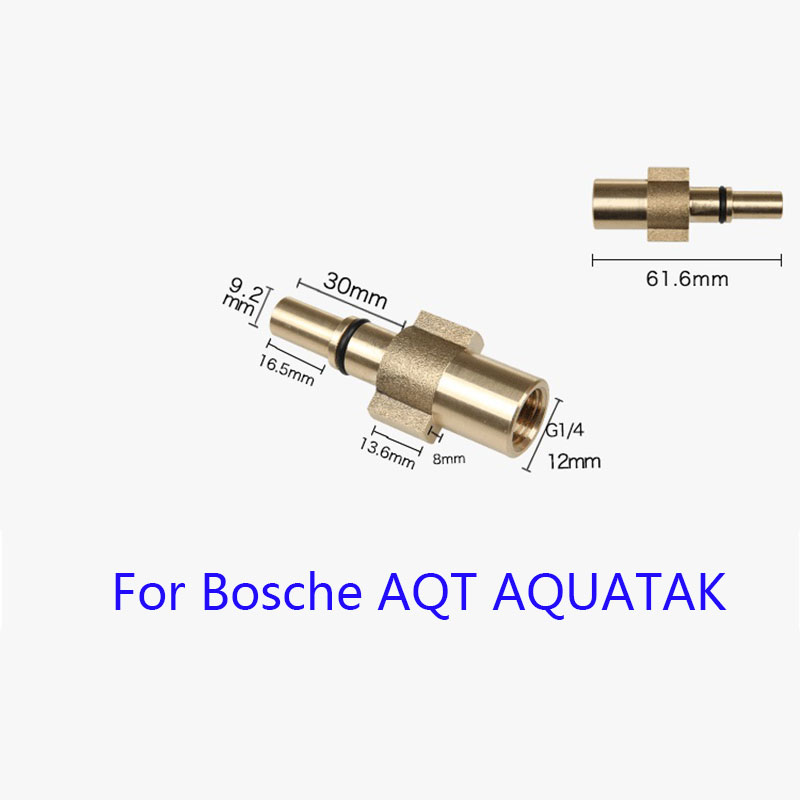 Image 2 - 10 15 20 meters Hot Sale Sewer Drain Water Cleaning Hose for Bosche AQT AQUATAK High Pressure Washers-in Water Gun & Snow Foam Lance from Automobiles & Motorcycles