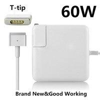 100% Nouveau! 16.5 V 3.65A 60 W Ordinateur Portable MagSafe 2 Puissance chargeur adaptateur Pour Apple Macbook Pro Retina 13 ''1425 A1435 A1502