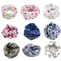 2016 New Spring Autumn Winter baby scarf 40*20cm kids child cotton scarf boys girl O Ring scarf children collar child neck scarf