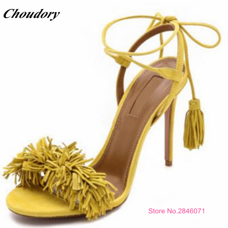 Hot Sale Sexy Summer Shoes Plus Size 34-43 6 Colors Ankle Strap Ladies Shoes High Heels Sandals Women 2017 Fashion Dress Sandals fedonas women sandals plus size 34 43 fashion ankle strap high heel summer women pump shoes woman cute colors elegant sandals