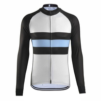 Tinkkic Men s Long Sleeve Cycling Jersey Maillot Ciclismo Pro Team Bicycle  Racing Clothes Road Mtb Bike dccf4a3d9