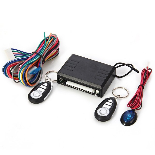 Universal Car Autos Remote Central Kit Door Lock Vehicle Keyless