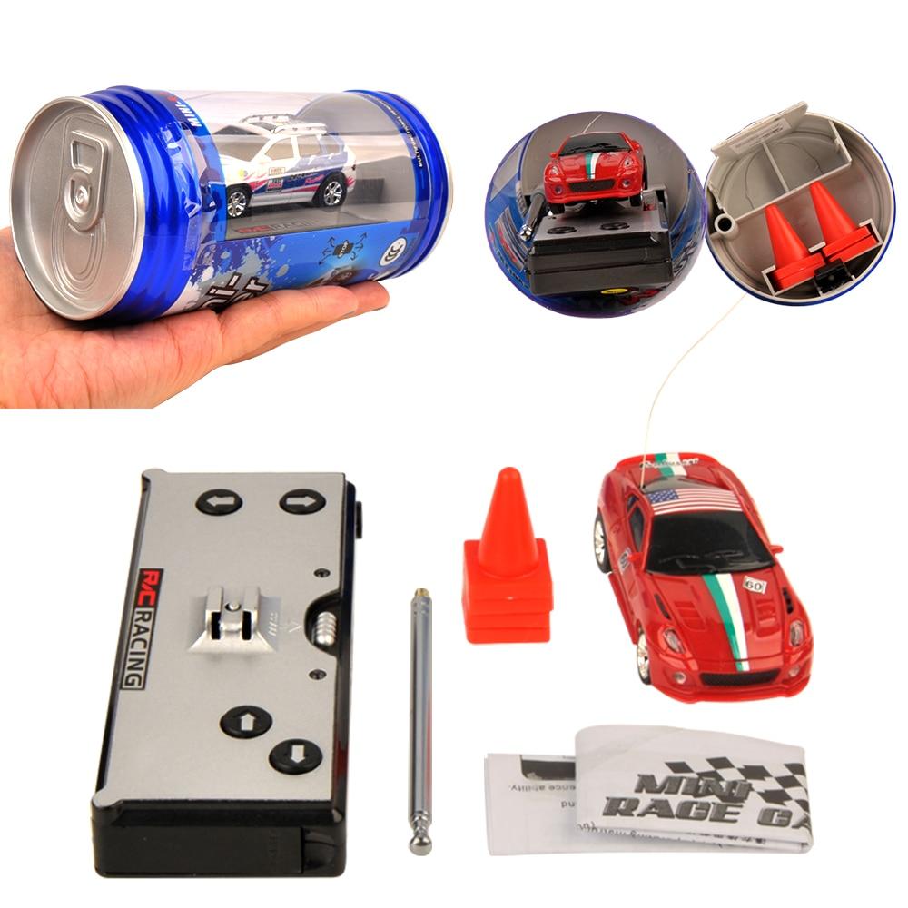 C-Coke Can Mini Speed RC Car