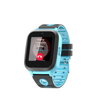 Smart band Kids GPS Smartwatch1.44 inch Anti-lost Smart Watch for Children Girls Boys Supported frequency band(China)