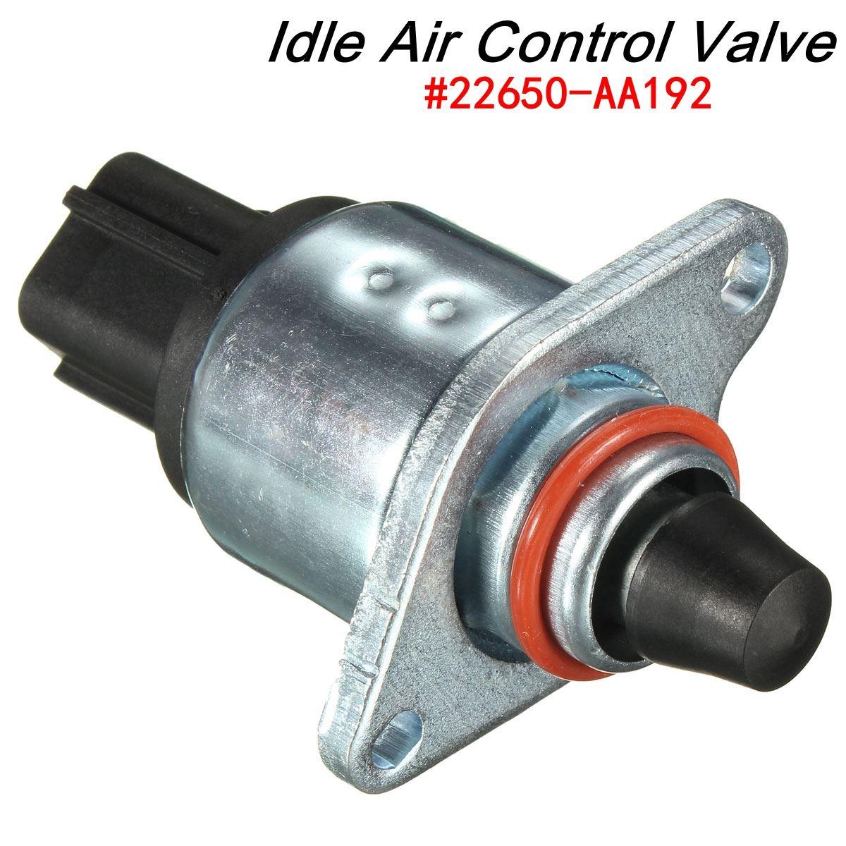 Car Part Idle Air Speed Control Valve For 2650AA192 22650AA19C A33 661 R02 IAC