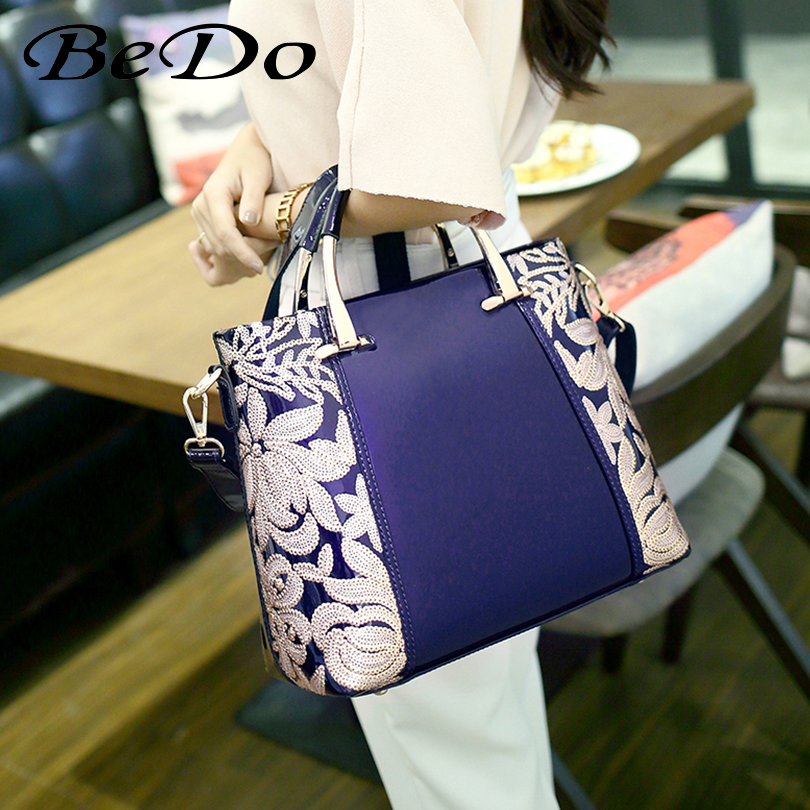 BeDo Fashion Crossbody Shoulder Bags Women Handbags PU Leather Women Versatile Messenger Bags Zipper Simple For girls сумка handbags for women pu versatile handbag