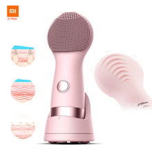 Xiaomi Ecological Chain Brand DEERMA Electric Face Cleanser Cleansing Face Instrument Beauty Facial Skin Care Massager Tool(China)