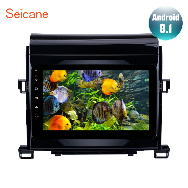 Seicane Android 8.1 2Din Car Radio Multimedia Player For Toyota ALPHARD 2009 2010 2011 2012 2013 2014 GPS Stereo GPS NavigationSeicane Android 8.1 2Din Car Radio Multimedia Player For Toyota ALPHARD 2009 2010 2011 2012 2013 2014 GPS Stereo GPS Navigation