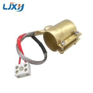 Image 3 - LJXH Heating Element 220V Brass Band Heater 200W/250W/280W/150W/180W 35x45mm/35x50mm/36x35mm for Plastic Injection Machine 1PC