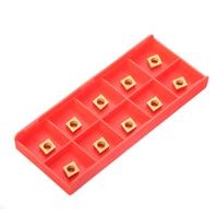 us735 כלי 10pcs זהב והתוספות CCMT060204 US735 והתוספות CCMT21.51 עם תיבת עבור CNC הפעלת כלי (3)