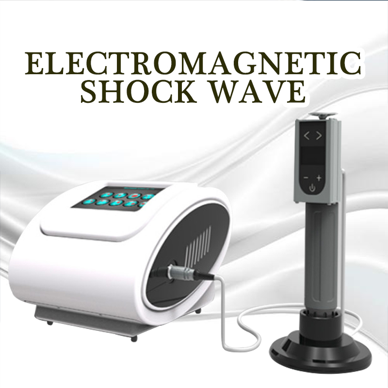 Hot Sale Radial Shock Wave Therapy Machine For ED Treatment Portable Physiotherapy Muscle Pain Relief Massage Therapy Machine