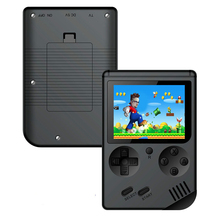 Mini Pocket Video Game Console FC Plus Retro Game Player Handheld Game Player Built-in 168 Classic Games Support TV Video Output