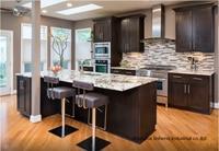 Solid Wood Kitchen Cabinet LH SW095