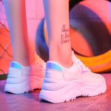 Women Shoes White Sneakers Women Korean