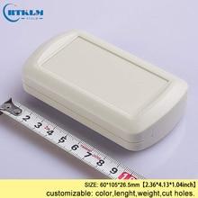 Handheld electric box plastic enclosure junction box Speaker electronics circuit project instruments enclosure 105*60*26.5mm цена 2017