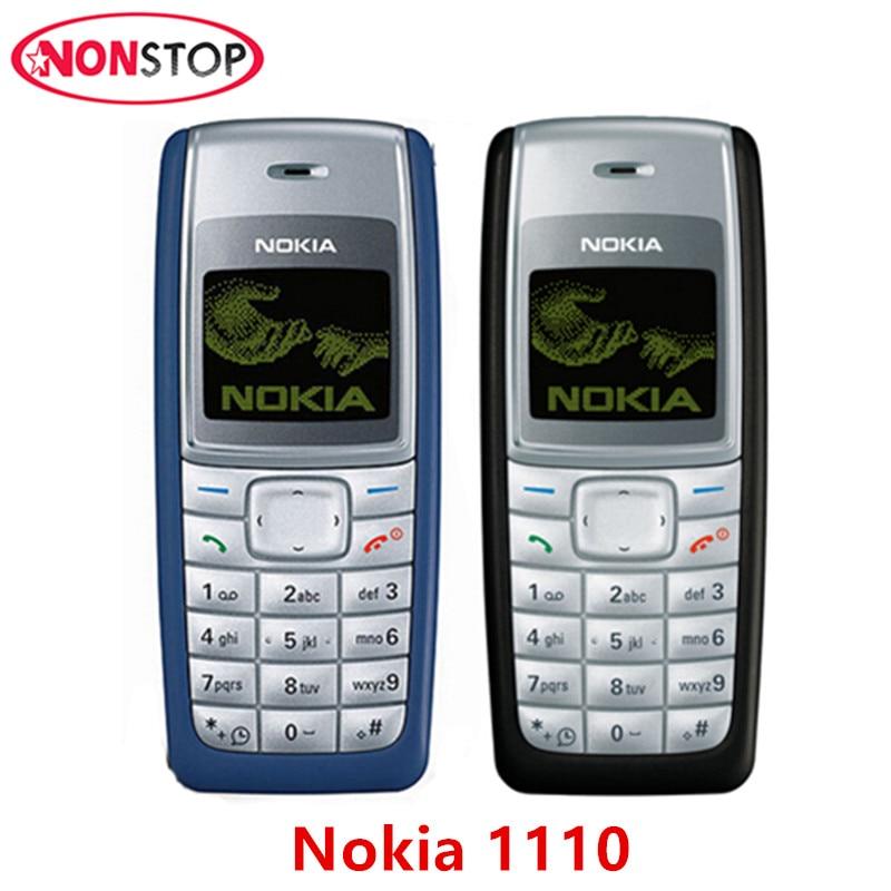 Original Nokia 1110 1110i Unlocked GSM 2G Refurbished ...