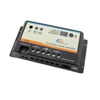 10/20A 12V 24V PWM EPIPDB COM Dual Duo Two Battery epsolar Solar Charge Controller Regulators