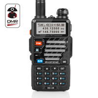 Baofeng RD 5R DMR Tier II VFO Digital Dual Band 136 174 400 470MHz Two Way