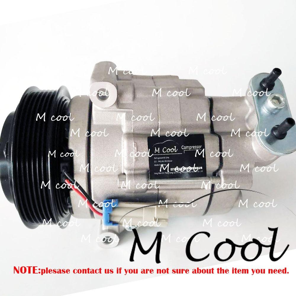Высокое качество Фирменная Новинка Авто AC компрессор для автомобиля Chevrolet Cruze Кондиционер