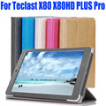 10X Luxury PU Leather Case Flip cover for Teclast X80HD X80 PLUS X80 Pro 8 INCH tablet pc case for Teclast X80 TL09