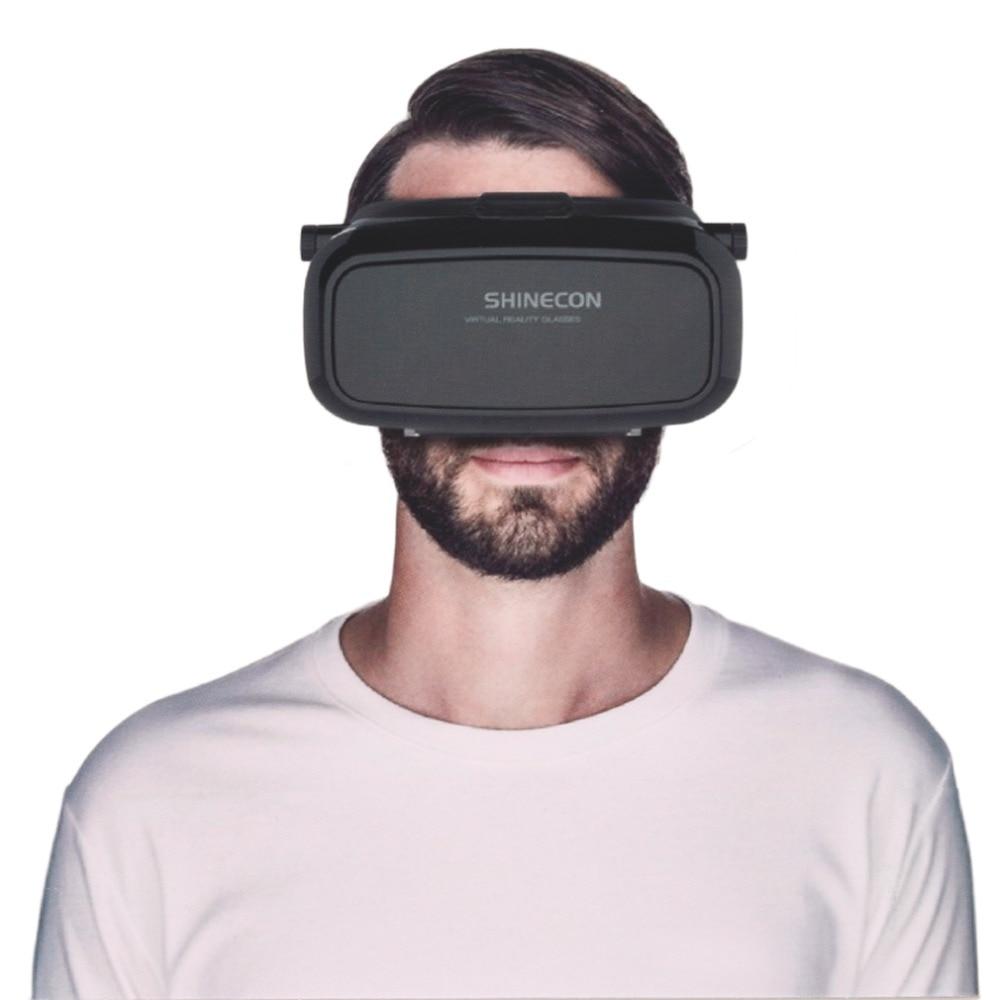 <font><b>Universal</b></font> 3D <font><b>Virtual</b></font> <font><b>Reality</b></font> <font><b>VR</b></font> Glasses Google Cardboard <font><b>Movie</b></font> <font><b>Game</b></font> <font><b>Video</b></font> TV 3D Viewing Glasses For 4.7- 6 Mobile Phone