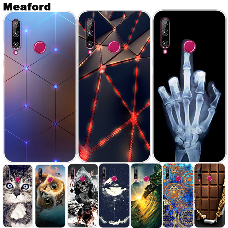 For Huawei Honor 10i Case Phone Cover Soft Silicone Printing Back Case Coque For Huawei Honor 10i 10 I Honor10i HRY-LX1T Case