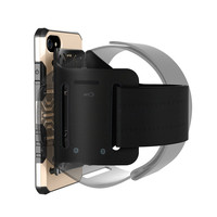 2017 Armband Arm Bag Caus For Iphone 7 Plus Armlet Bracket Magnetic Phone Case Gym Sports
