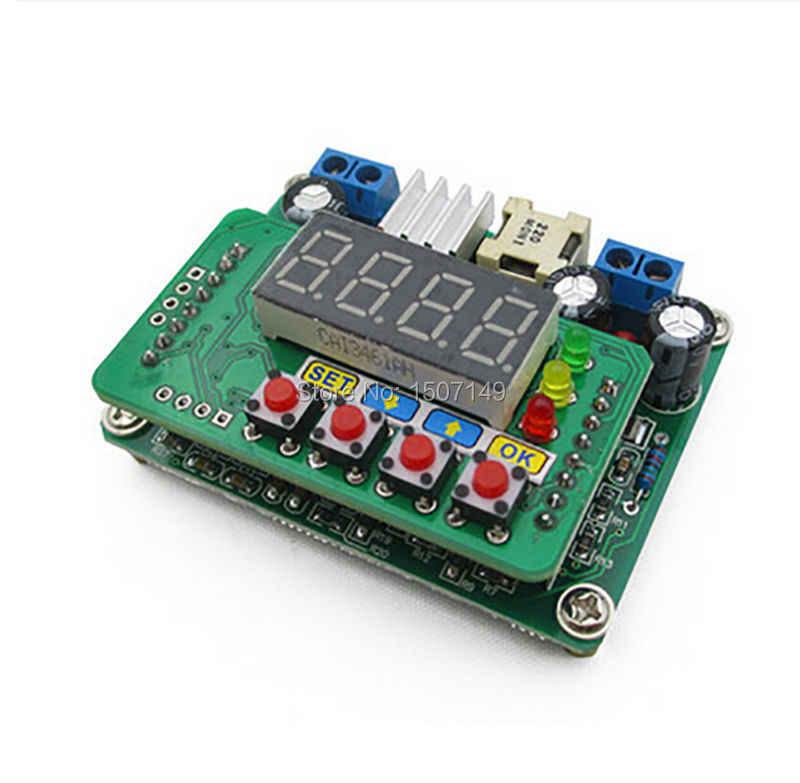 Wholesale Hot DIY DC-DC Constant Voltage Constant Current Step Up/Step Down Power Converter Module with Led Digital Tube Display