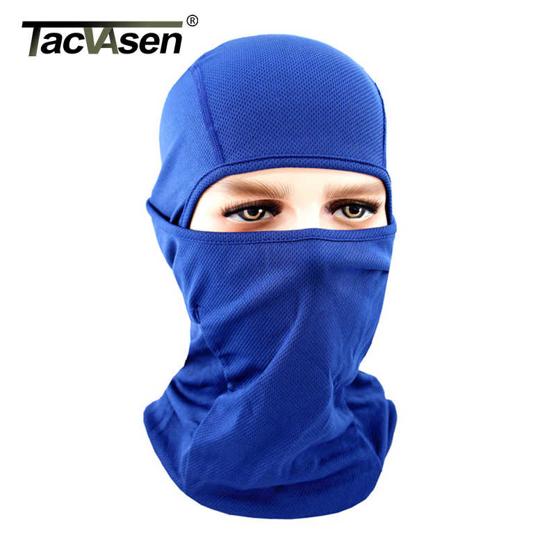 TACVASEN yaz boyun motosiklet yüz maskesi rüzgar kapağı polis görev balaclava yüz maskesi askeri taktik yüz maskesi Airsoft şapkalar