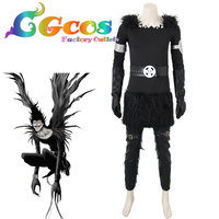 Free Shipping Cosplay Costume Death Note Ryuuku New in Stock Retail / Wholesale Halloween Christmas Party Uniform
