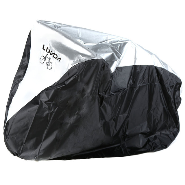 190 * 72 * 110cm Bicycle Cover Size S Polyester Bike Rain Snow Dust  Sunshine Cover