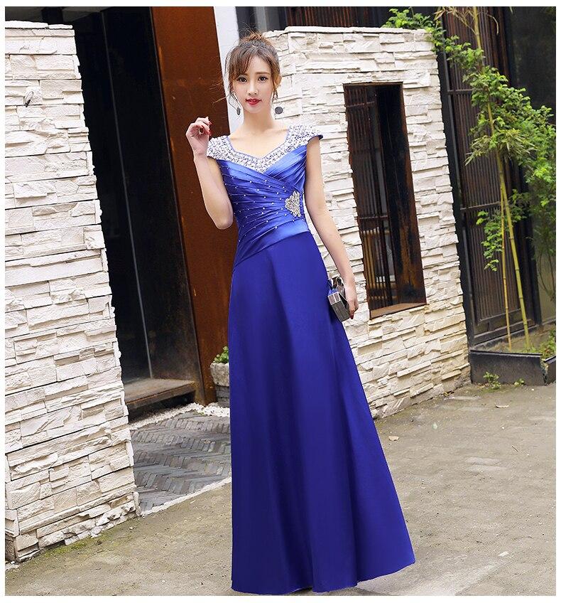 LYFZOUS 2018 Femme Paillettes Longue robe d'été Élégant Pour Soirée Parti Femme robe de mariage Vintage robes en dentelle Maxi Robes