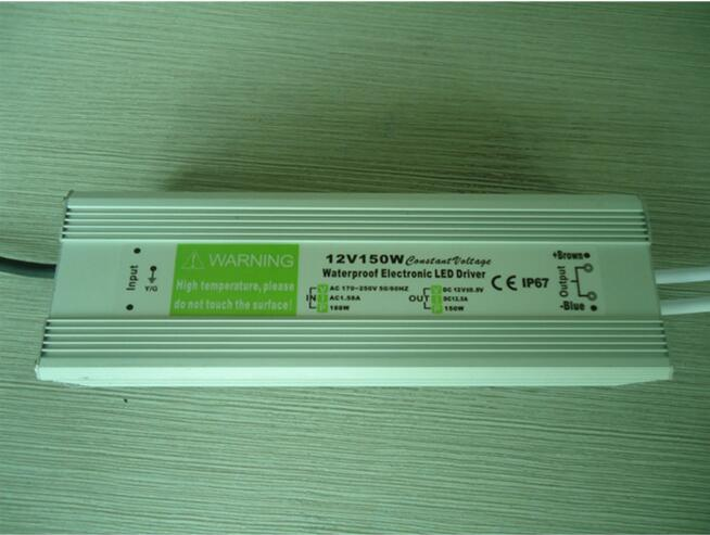 DC LED Power Supply DC 12V LED Wateproof Series CE150W Module Power Supply DC LED Waterproof