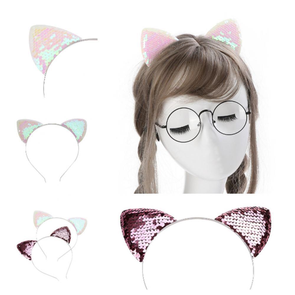 cat headband ears