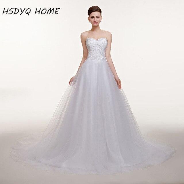 Aliexpress.com : Buy Ready to shop Simple Wedding Dresses cheap ...