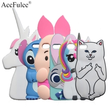 "3D Cartoon Stitch Case For Apple iphone 4 4G 4S 3.5"" Ra"