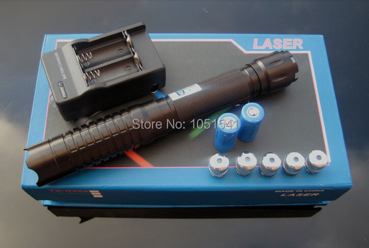 Strong Power Military 100w 1000000mw 450nm Blue Laser Pointers LAZER Burning Match/Dry Wood/Candle/Black/Cigarettes+5 Caps+GIFT куплю дом в ессентуках до 1000000