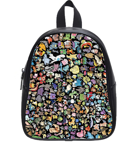 2014 Hot Sales Fashion Outdoor Backpack for Kids Diy Anime Series ...