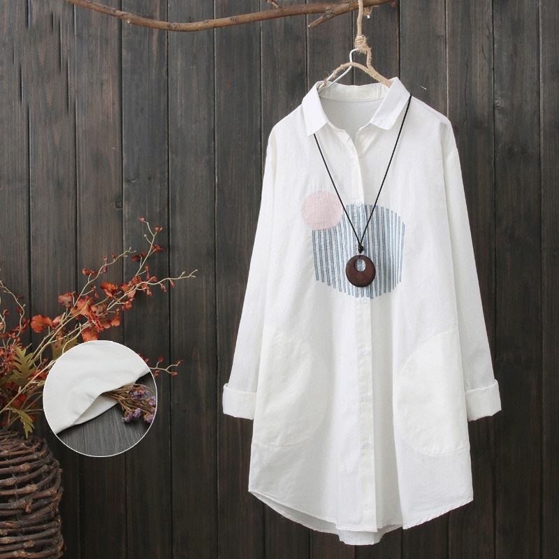 Bright Kimono Cardigan Women Embroidered Shirt Japanese Outfits Streetwear Chinese Ladies Top Summer Tops For Women 2019 Aa4692 To Help Digest Greasy Food Women's Clothing