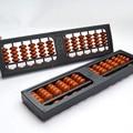 13 Staven Plastic Abacus Rekenen Soroban Cijfers Kids Maths speelgoed Berekenen Tool Math Chinese Traditionele abacus Educatief