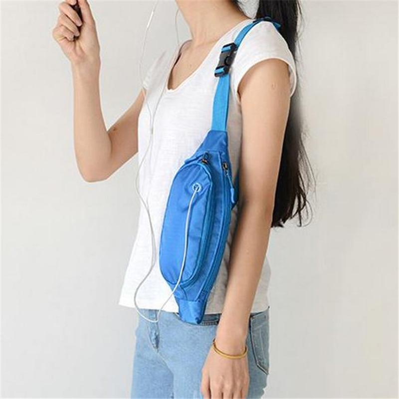 Waist Bags Outdoor Belt Purse Travel  Running Sports Gym Waterproof Marsupio Pocket Crossbody Bag Adjustable New In Fashion