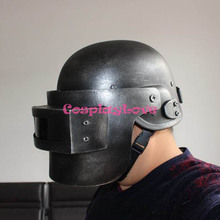 High Quality PUBG Game Playerunknown Battlegrounds Mask Kerchief Cosplay Special Forces Helmet Armor