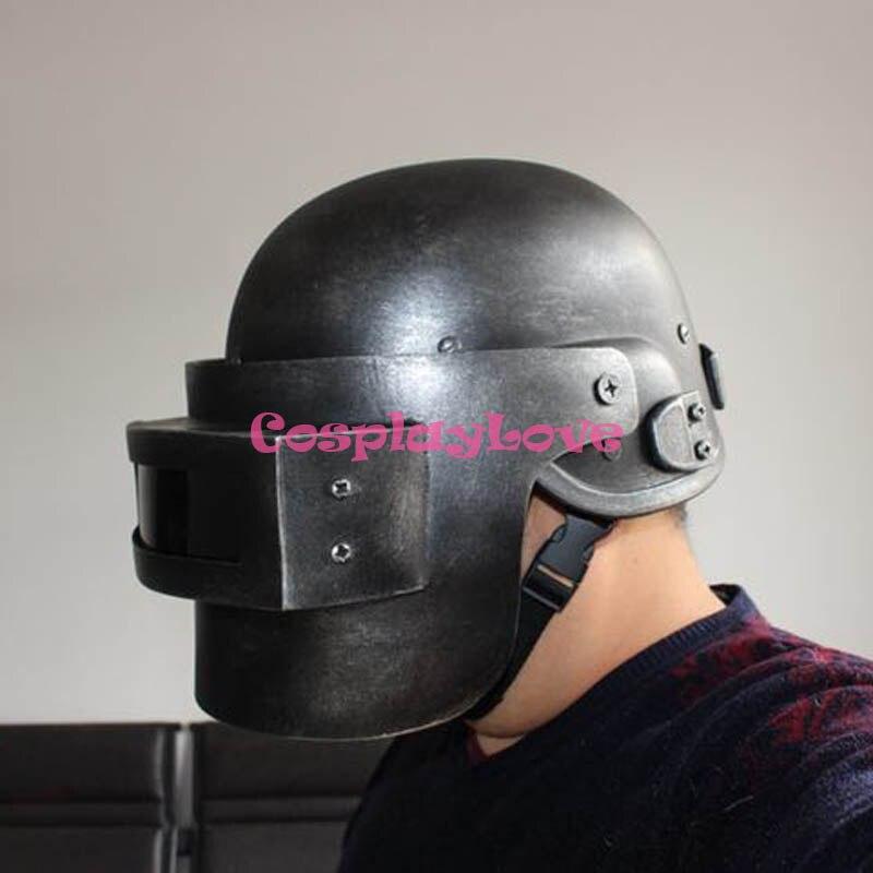 Jeu de haute qualité PUBG masque de champ de bataille inconnu armure de casque de Forces spéciales Cosplay