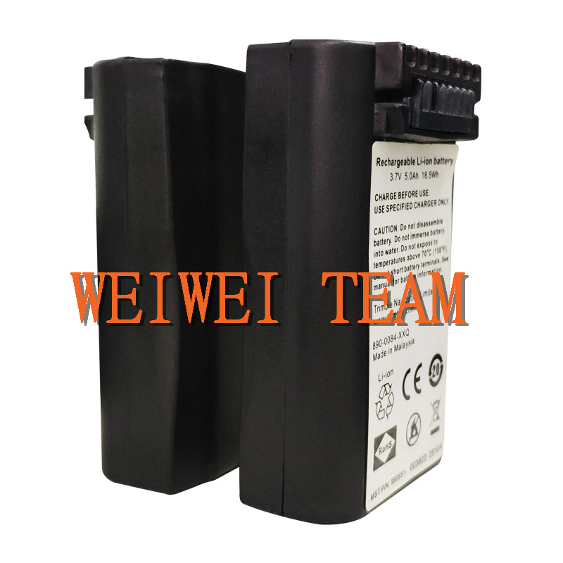 5PCS/LOT Original for Trimble Nomad Battery Li-lon battery 3.7 V 5.0Ah 18.5Wh, 890-0084-XXQ, MST P/N: 990651-005190 2313A5PCS/LOT Original for Trimble Nomad Battery Li-lon battery 3.7 V 5.0Ah 18.5Wh, 890-0084-XXQ, MST P/N: 990651-005190 2313A