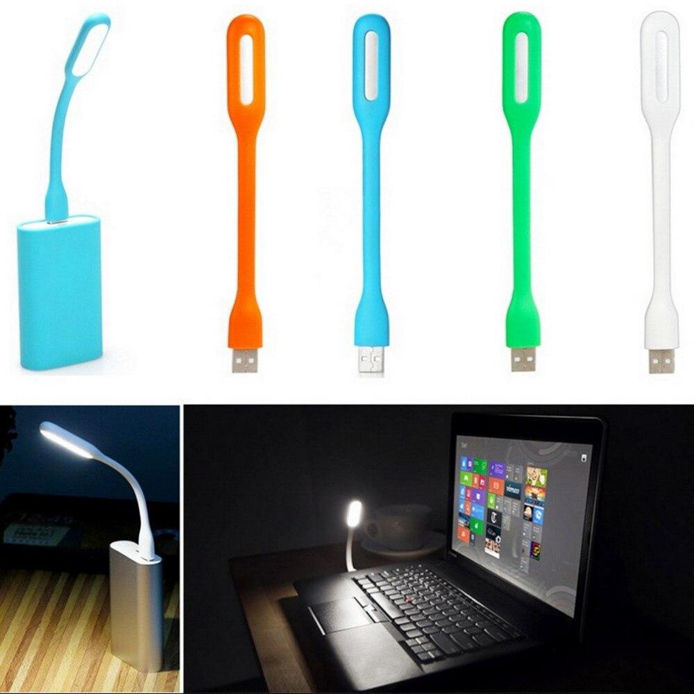 Night Light Universal USB LED Lamp Mobile Power Laptops For Computer Home Small