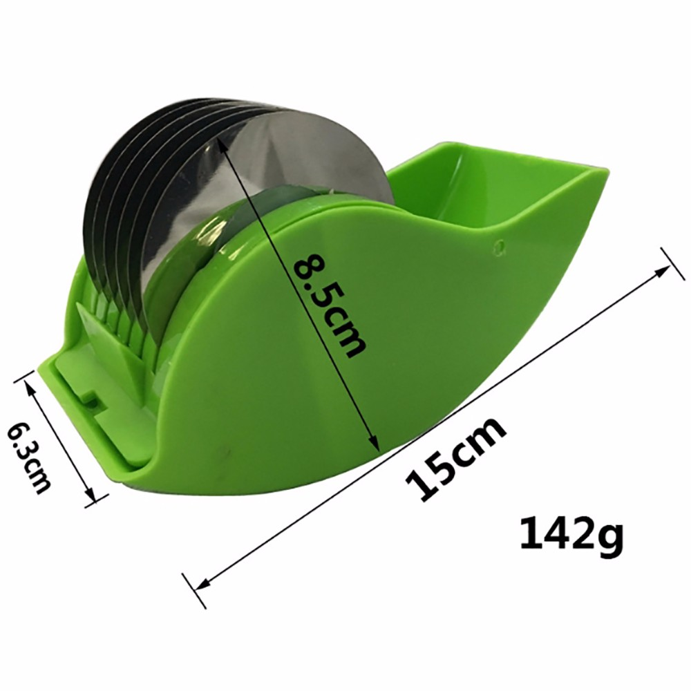 Multi - functional Onion Cutters Wheel Vegetables Slicers Chopper Shredders Slicer Roller Fruit Knives Kitchen Tools kjl027 2