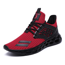 Oco Único Men Running Shoes Krasovki Plus Size 39-46 Cesta Homens Calçados Esportivos Respirável Shoes Athletic Trainers Tênis(China)