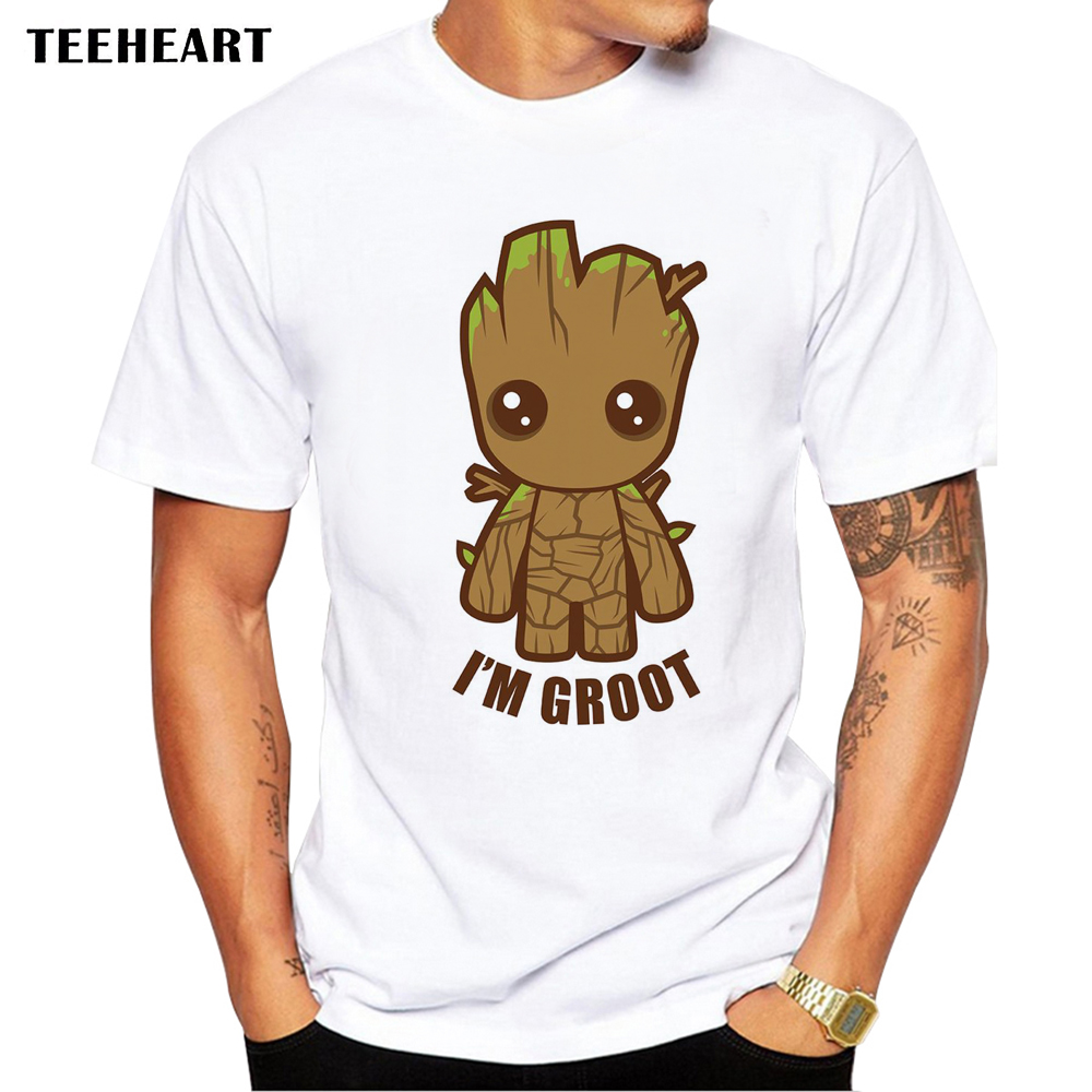 Guardians of the Galaxy 2 men t-shirt Ans