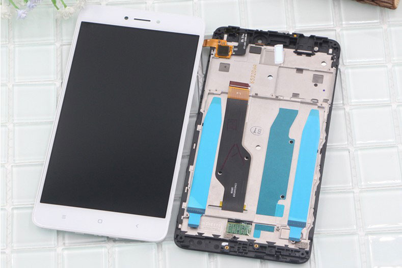 HTB1pTPkeTXYBeNkHFrdq6AiuVXa8 Tested LCD Display +Frame For Xiaomi Redmi Note 4 Global Version Snapdragon 625 Touch Screen LCD Digitizer Redmi Note 4X